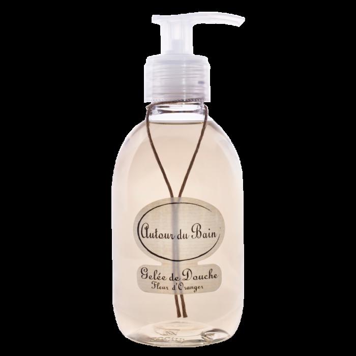 Autour Du Bain Гель для ванны и душа • Fleur d'Oranger / Цветок апельсина • 250 мл (Гели и масла для ванны и душа)