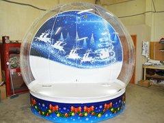 Фотозона Чудо-шар (полная комплектация) Snow Globe