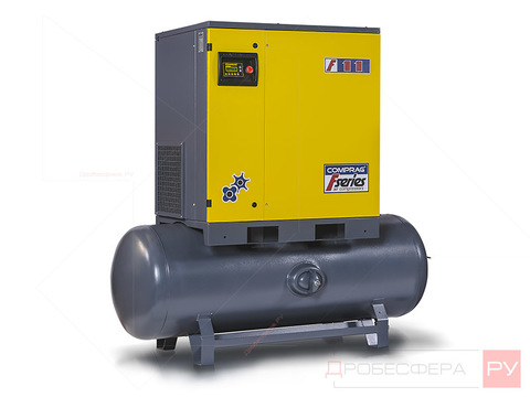 Винтовой компрессор Comprag FR-07/10-500