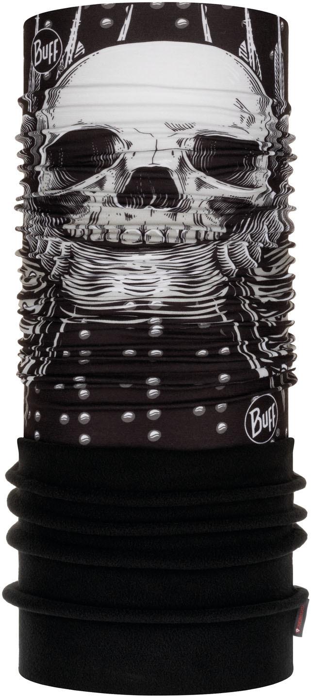 Шарф-трансформер Шарф-труба трансформер Buff Polar N-Tribe Black 120906.999.10.00.jpg