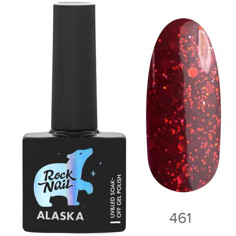 Гель-лак RockNail Alaska 461 Christmas Ornament