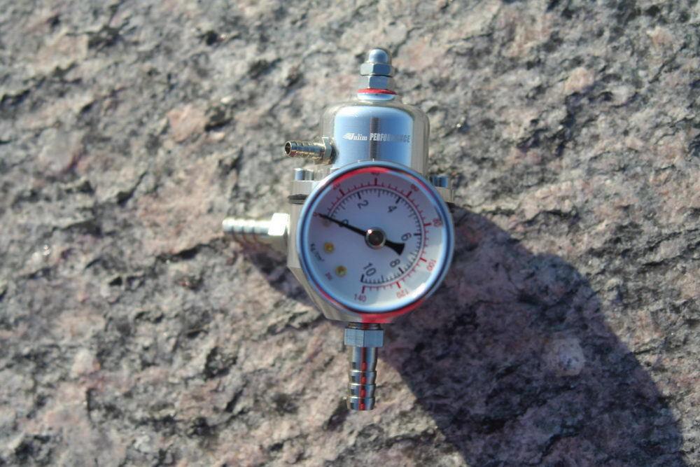 Регулятор давления топлива для атмо/турбо