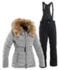 8848 ALTITUDE JOLINE POPPY женский городской костюм серый