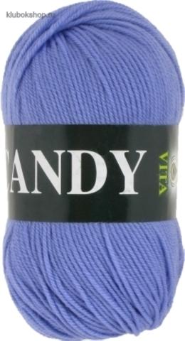 Фото Пряжа Vita: Candy цвет 2540 Голубой - купить в интернет-магазине