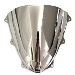 Ветровое стекло для мотоцикла Suzuki GSX-R600/750 11-15 DoubleBubble Хром