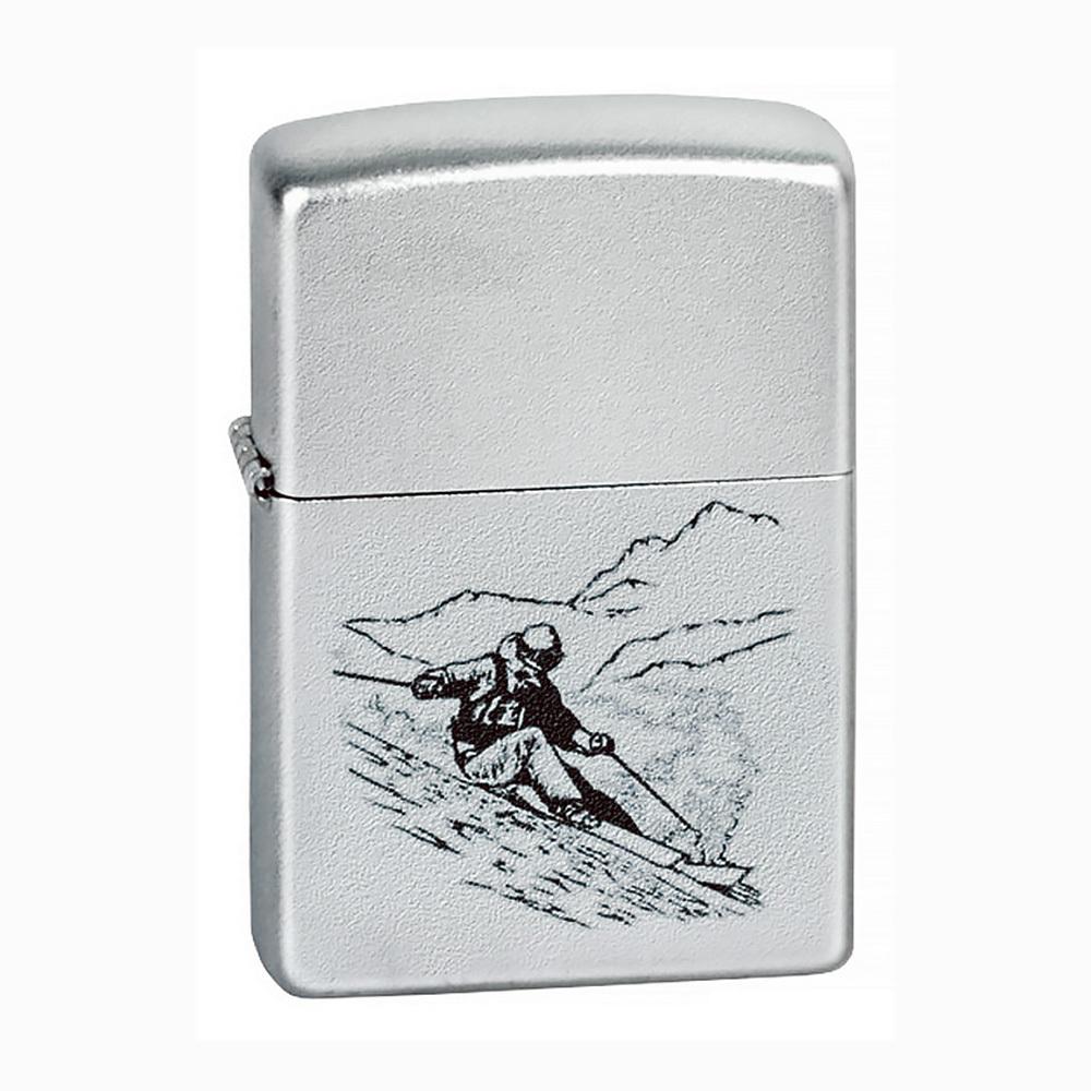 Зажигалка Zippo №205 Skier