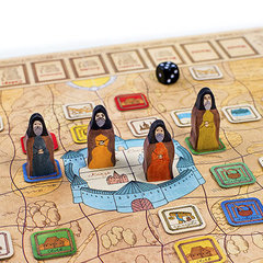 Настольная игра «Монастыри» ЛЮКС