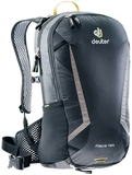 Велорюкзак с сеткой Deuter Race Air 10 Black