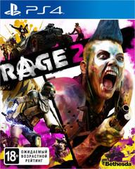 Sony PS4 Rage 2 (русская версия)
