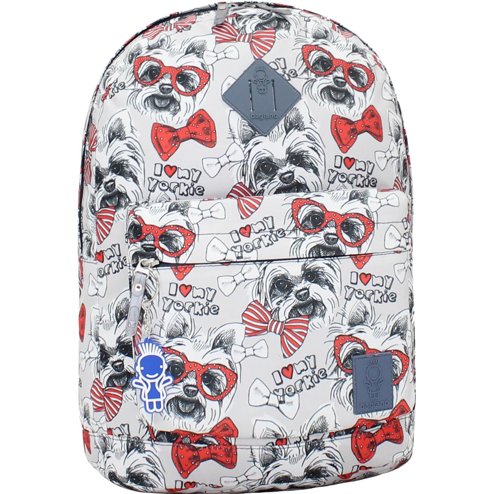 Городские рюкзаки Рюкзак Bagland Молодежный (дизайн) 17 л. сублімація 179(00533664) IMG_5943.JPG