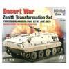 Набор Model Air Desert War: Zenith Transformation Set (Комплект из красок, грунта, пигментов, др)