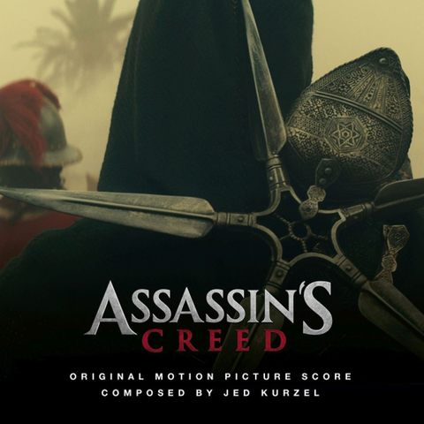 Soundtrack / Jed Kurzel: Assassin's Creed (2LP)