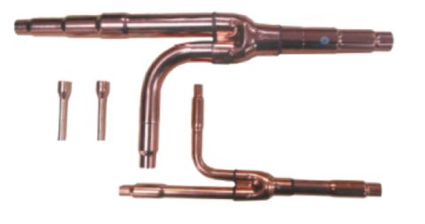 Разветвитель хладагента серия М VRF-системы Sakata SBP-102M