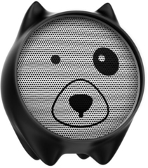 Портативна колонка Baseus Dogz Wireless Speaker E06 Black (NG-0628)