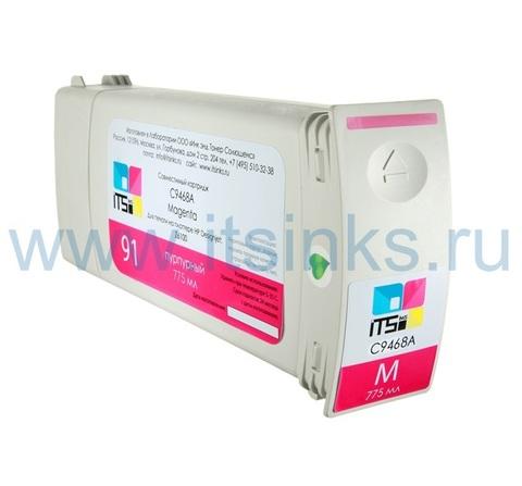 Картридж для HP 789 CH617A Magenta 775 мл