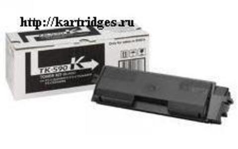 Картридж Kyocera TK-590K