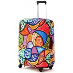 Чехол для чемодана «Калейдоскоп»