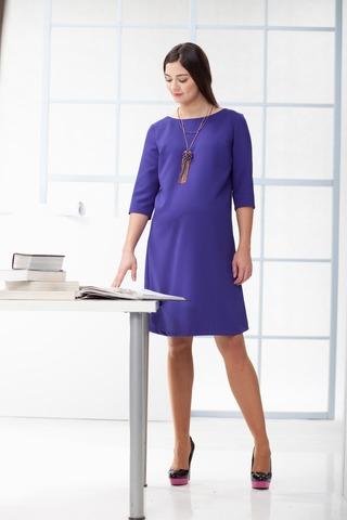 Платье 06188 фиолетовый