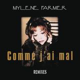 Mylene Farmer / Comme J'ai Mal (Remixes)(12' Vinyl Single)