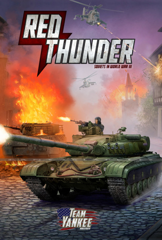 Red Thunder (Team Yankee Hardcover Book A4 - 56 pages)?