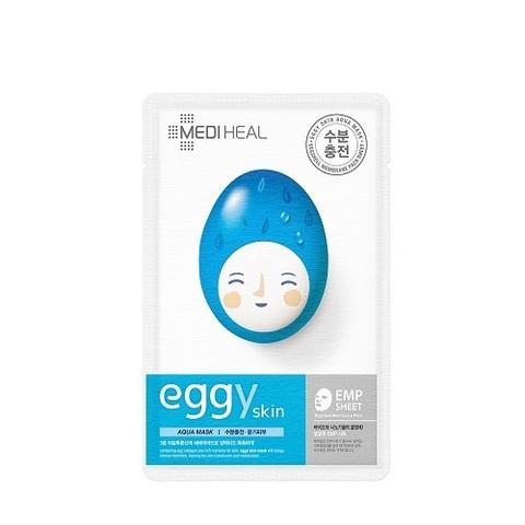 Маска MEDIHEAL Eggy Skin Aqua Mask 1 шт.