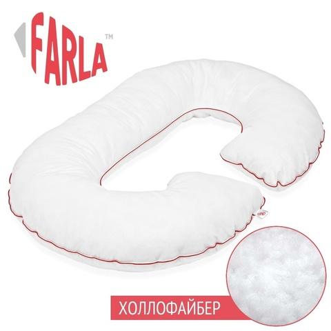 Farla. Подушка для беременных с холлофайбером Care C