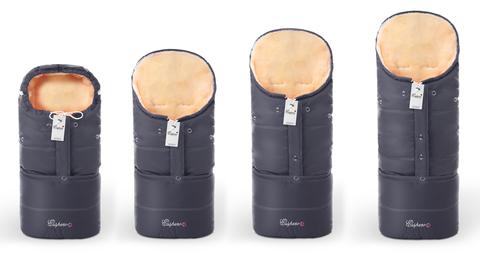 Конверт в коляску Esspero Transformer (100% шерсть)
