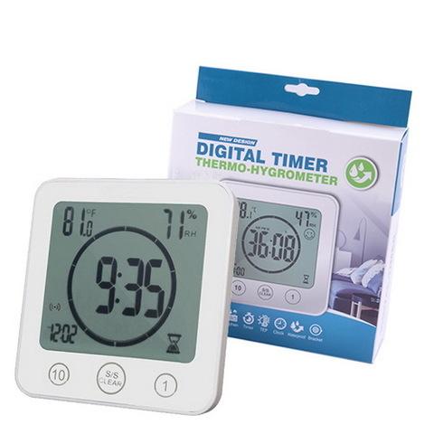 Термометр c гигрометром KT-9