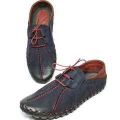 Стильные мужские туфли турция Luciano Bellini 23406-00 LNBN.
