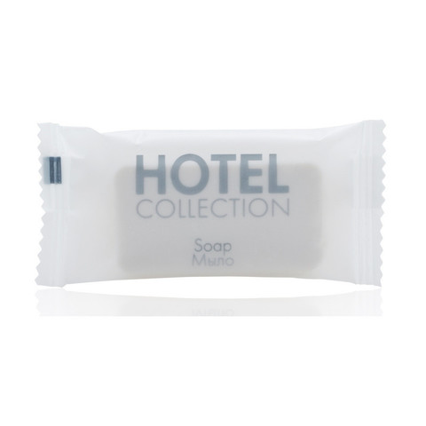 Мыло HOTEL COLLECTION 13г,ПЭ,500шт.