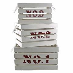 набор из 3-х ящиков 40x30x22, 25x55x20, 20x31x19