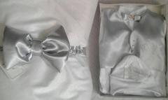 Демисезонный конверт на выписку Excellent серебро