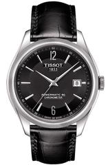 Мужские часы Tissot T108.408.16.057.00 Ballade Powermatic 80 COSC