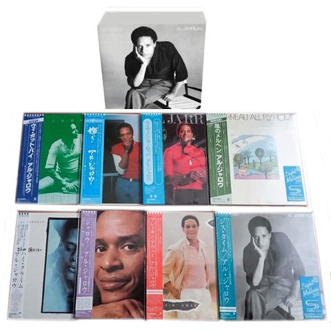 Комплект / Al Jarreau (8 Mini LP SHM CD + Box)