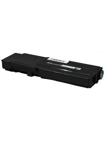 Совместимый картридж Xerox Phaser 6600 / WC6605 (106R02236) черный повышенной ёмкости. Ресурс 8000 страниц