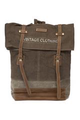 Рюкзак Secret De Maison VINTAGE ( mod. M-11172 ) — хаки (ткань: винтаж)