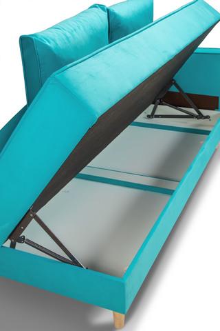 Угловая тахта М21 (на складе все цвета в наличии )