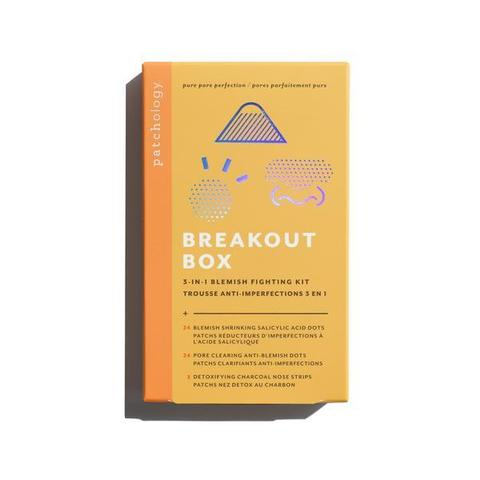 Patchology Набор SOS от высыпаний Breakout Box