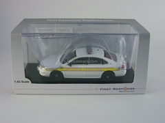 Chevrolet Impala Illinois State Police 2011  First Response 1:43