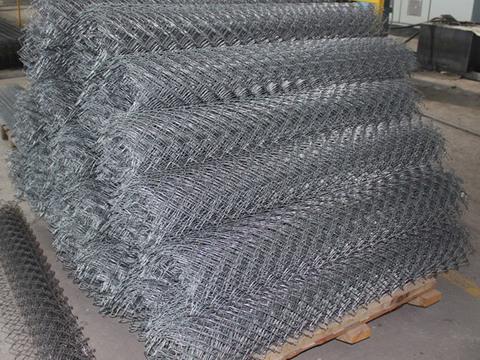 Сетка-рабица 50х50 оцинкованная (1,5х10м)
