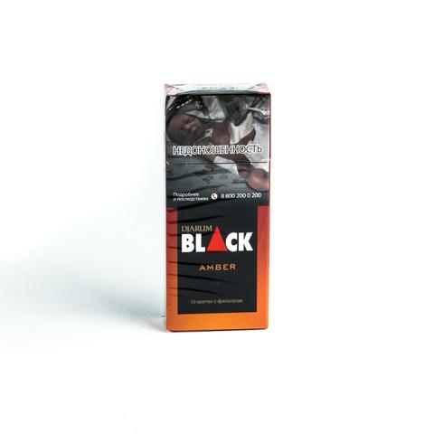 Кретек Djarum Black Amber 10 шт