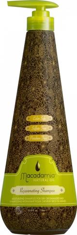 Шампунь восстанавливающий с маслом Арганы и Макадамии, Macadamia Oil,1000 мл.