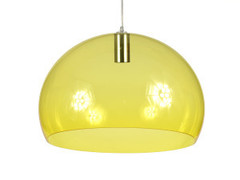 светильник KARTELL FLY ( YELLOW )