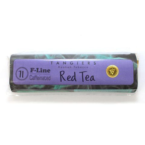 Табак для кальяна Tangiers F-Line (фиолетовый) 71 Red Tea 250 гр