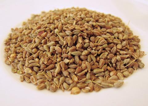 Анис зерна