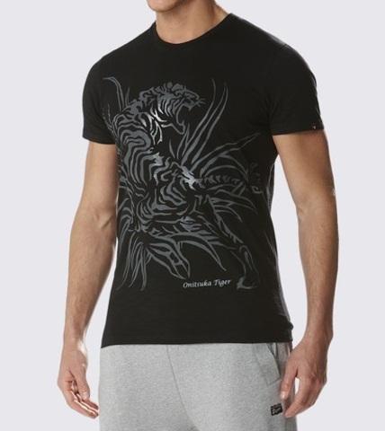 Футболка Onitsuka Tiger Fashion Tiger Tee (0904)