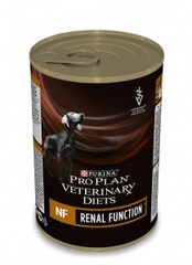 Pro plan veterinary diets NF renal function dog (canned)