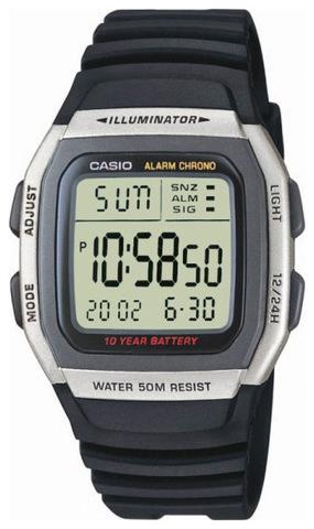 Купить Наручные часы Casio W-96H-1A по доступной цене