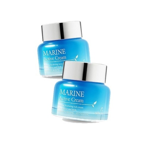 THE SKIN HOUSE Marine Active Cream Крем для лица с керамидами,  50ml