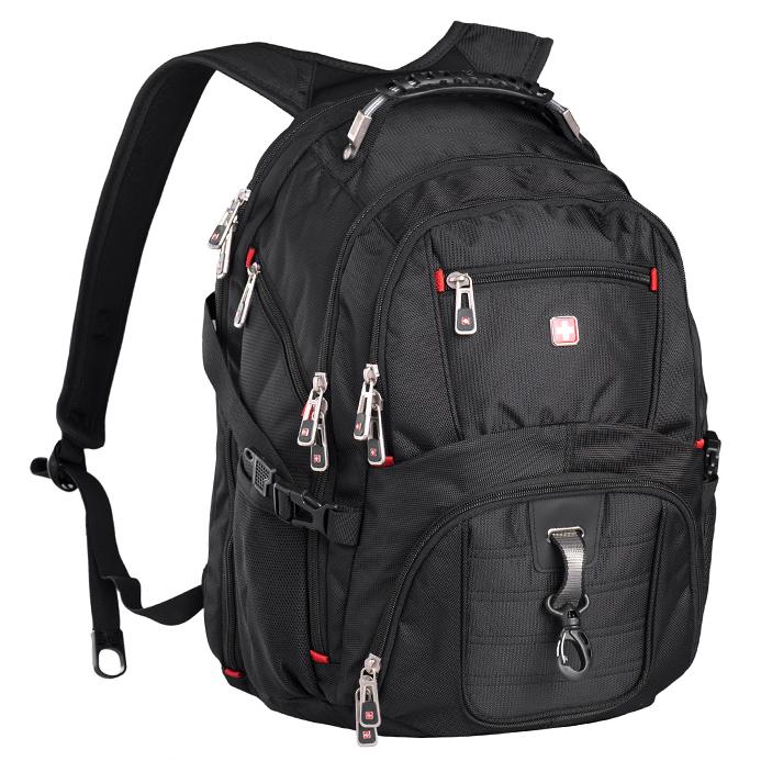 качественный швейцарский рюкзак